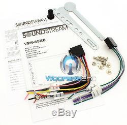 Pkg SOUNDSTREAM VRN-65HB 6.2 TV CD DVD GPS NAVIGATION BLUETOOTH STEREO + CAMERA