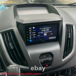 Plug-In GPS Navigation/Bluetooth Car Stereo Radio+Ford Transit Van Backup Camera