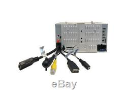 Plug-in GPS Navigation Bluetooth CarPlay Stereo Radio+Dash Kit for Honda Accord