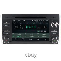 Porsche Cayenne Bose AMP Android 9 Autoradio Touchscreen GPS Navigation DVD USB