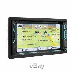 Soundstream VRN-63HB DVD/CD Player 6.2 GPS Navigation Bluetooth Android Link x2