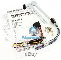 Soundstream Vrn-65hb Pro 6.2 Tv CD DVD Gps Usb Navigation Bluetooth Stereo New