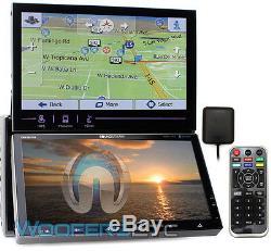 Soundstream Vrn-dd7hb 7 CD DVD Gps Bluetooth Navigation 300w Amplifier Stereo