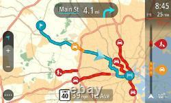 TOMTOM GO 60 6 zoll NAVI GPS TRUCK EUROPA KARTEN + KOSTENLOS UPDATES + TRAFFIC