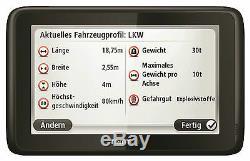 TomTom Business PRO 7150 Europa Truck 45 Länder 5 Europe IQ GPS LKW Navigation