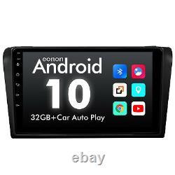US 9 Android 10 for Mazda 3 2004-2009 2008 2007 GPS Navigation Radio Bluetooth