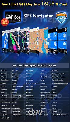 VW T5 Transporter Multivan Touareg 7 GPS Navigation Autoradio RDS USB CD BT NEU