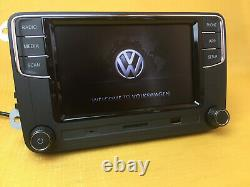 Volkswagen RCD330 RCD330G Carplay Android Auto Navigation GPS System Media